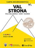 Libro montagna Val Strona - n. 16