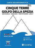 Libro montagna Cinque Terre - Golfo della Spezia - n. 21