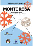 Libro montagna Monte Rosa