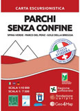 Libro montagna Parchi Senza Confine