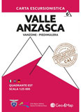 Libro montagna Valle Anzasca Est - n. 5