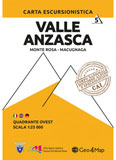 Libro montagna Valle Anzasca Ovest - n. 6