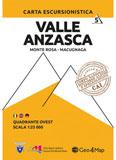 Libro montagna Valle Anzasca Ovest - n. 6