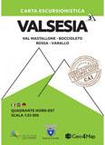 Libro montagna Valsesia Nord Est - n. 3