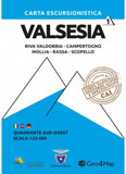 Libro montagna Valsesia Sud Ovest - n. 1