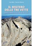 Libro montagna Il mistero delle tre vette