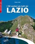 Libro montagna I 50 sentieri pi� belli del Lazio