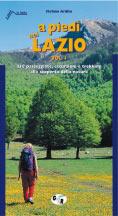 Libro montagna A piedi nel Lazio - Vol. 1