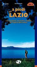 Libro montagna A piedi nel Lazio - Vol. 3