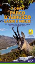Libro montagna A piedi nel Parco d'Abruzzo, Lazio e Molise
