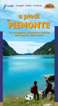 Libro montagna A piedi in Piemonte - Vol. 3