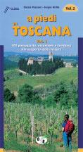 Libro montagna A piedi in Toscana - Vol. 2