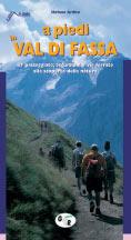 Libro montagna A piedi in Val di Fassa