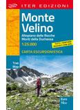 Libro montagna Monte Velino - Altopiano delle Rocche - Monti della Duchessa