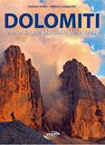 Libro montagna Dolomiti