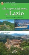 Libro montagna Alla scoperta dei monti del Lazio