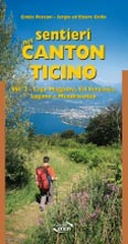 Libro montagna Sentieri nel Canton Ticino - Vol. 2