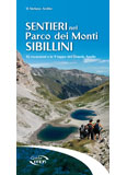 Libro montagna Sentieri nel Parco dei Monti Sibillini