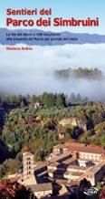 Libro montagna Sentieri del Parco dei Simbruini
