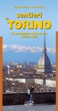 Libro montagna Sentieri di Torino
