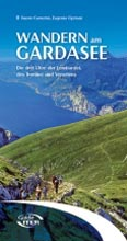 Libro montagna Wandern am Gardasee