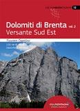 Libro montagna Dolomiti di Brenta Vol. 2
