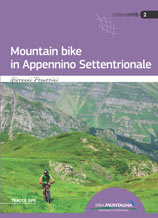Libro montagna Mountain bike in Appennino Settentrionale