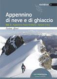 Libro montagna Appennino di neve e di ghiaccio