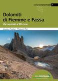 Libro montagna Dolomiti di Fiemme e Fassa