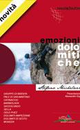 Libro montagna Roccia d Autore - Emozioni Dolomitiche