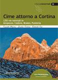 Libro montagna Cime attorno a Cortina