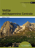 Libro montagna Vette dell'Appennino Centrale