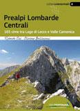 Libro montagna Prealpi Lombarde Centrali