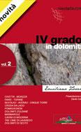 Libro montagna Roccia d Autore - Vol. 2 IV grado in Dolomiti