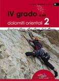 Libro montagna IV grado e pi� - Dolomiti Orientali 2