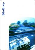 Libro montagna Blu Bike