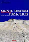 Libro montagna Monte Bianco Supercracks