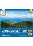 Libro montagna Carta Monti Aurunci