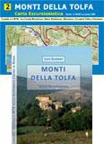 Libro montagna Monti della Tolfa