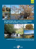 Libro montagna Sui sentieri del lago di Bracciano e del lago di Vico