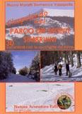 Libro montagna Ciaspolando nel parco dei Monti Simbruini