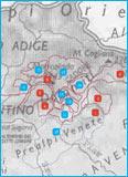 Libro montagna Collana di Scialpinismo nelle Dolomiti