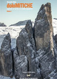 Libro montagna DoloMITICHE Opere d'arte a cielo aperto