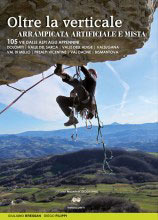 Libro montagna Oltre la verticale