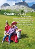Libro montagna Quattro passi in famiglia