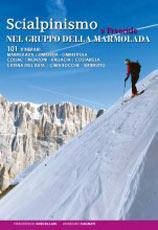 Libro montagna Scialpinismo e Freeride nel Gruppo della Marmolada