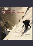 Libro montagna Scialpinismo in un'isola di silenzio