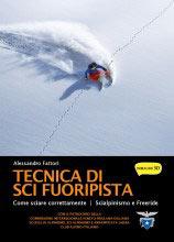 Libro montagna Tecnica di sci fuoripista