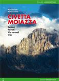 Libro montagna Civetta Moiazza