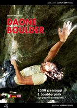 Libro montagna Daone Boulder